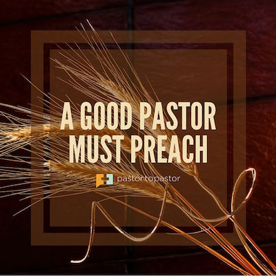 Preaching Must Have the Proper Priority