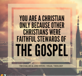 P2P 6-2-16 - 2 Crucial Ways to Protect the Gospel