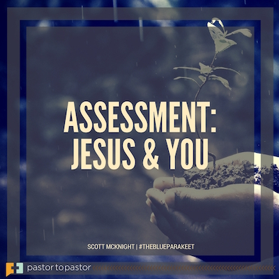 Assessment Jesus and You