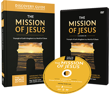 The Mission of Jesus
