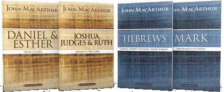 MacArthur Bible Study Series