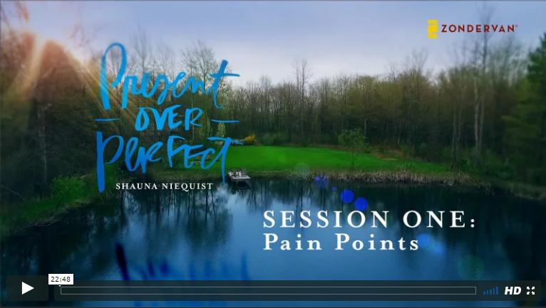 Session 1 - Pain Points