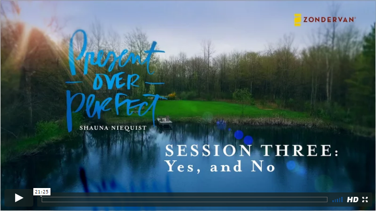 Session 3 - Yes and No