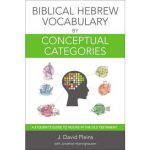 Biblical Hebrew Vocabulary by Conceptual Categories