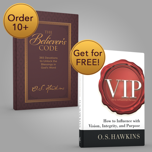 The Believer's Code and VIP