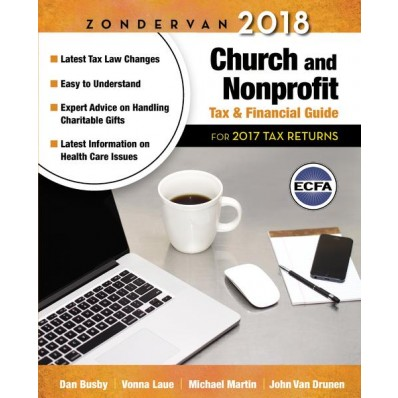 Church and Nonprofits Tax guide