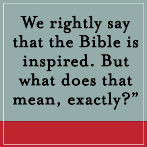 Crash Course in Biblical Authorship – Who Wrote the Bible?