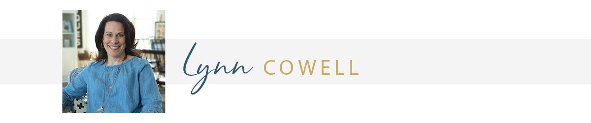 Author Lynn Cowell