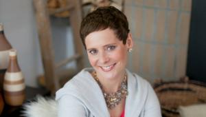 Author Margaret Feinberg