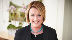 Author Sheila Walsh
