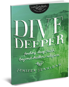 Dive Deeper by Jenifer Jernigan