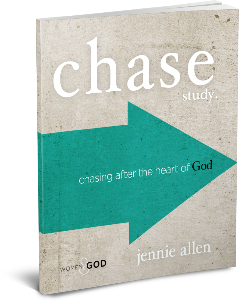 Chase Study Guide by Jennie Allen
