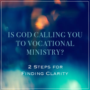 Now That I'm Called: A Guide for Women Discerning a Call to Ministry