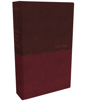 NKJV, Value Thinline Bible, Compact, Comfort Print