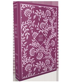 KJV, Thinline Bible, Compact, Comfort Print