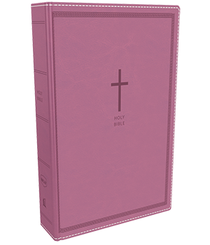 NKJV, Reference Bible, Compact Large Print, Comfort Print