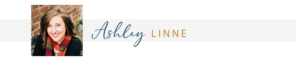 Author Ashley Linne