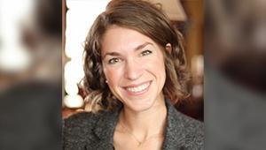 Author Jenna Lucado Bishop