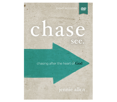 Chase Video Study DVD by Jennie Allen
