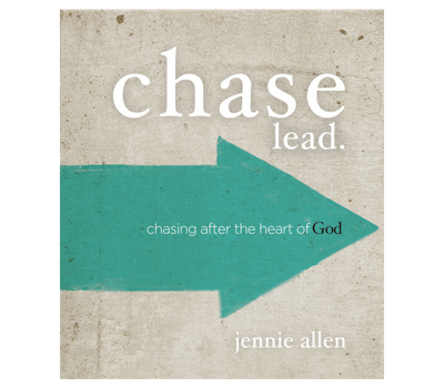 Chase Leader's Guide by Jennie Allen