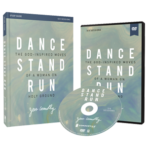 Dance, Stand, Run DVD and Study Guide Pack by Jess Connolly