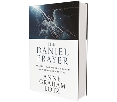 The Daniel Prayer by Anne Graham Lotz