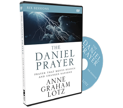 The Daniel Prayer Video Study DVD by Anne Graham Lotz