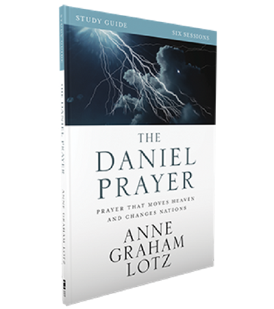 The Daniel Prayer Study Guide by Anne Graham Lotz