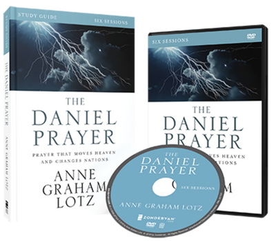 The Daniel Prayer DVD and Study Guide Pack by Anne Graham Lotz