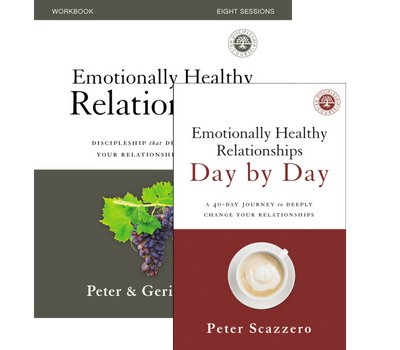 Emotionally Healthy Relationships Participant's Pack by Peter and Geri Scazzero