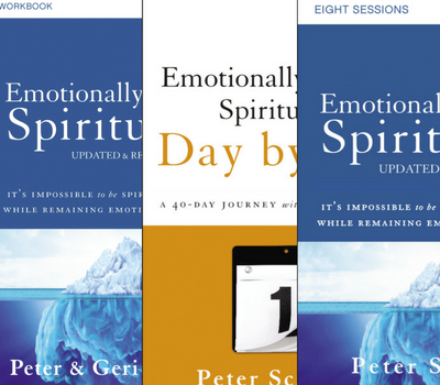 Emotionally Healthy Spirituality Participant's Pack by Peter and Geri Scazzero