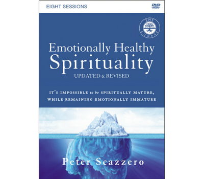 Emotionally Healthy Spirituality Video Study DVD by Peter and Geri Scazzero