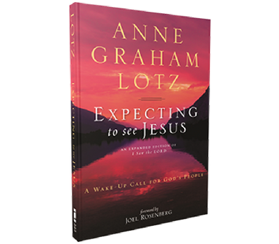 Expecting to See Jesus by Anne Graham Lotz