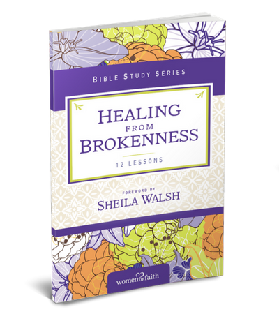 Healing from Brokenness