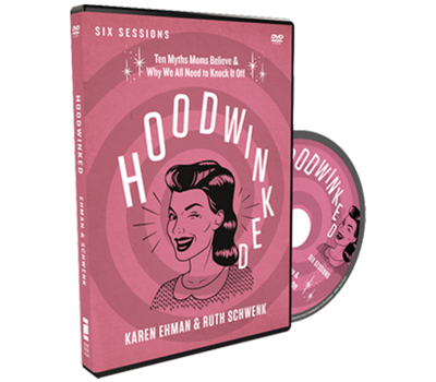Hoodwinked Video Study DVD by Karen Ehman