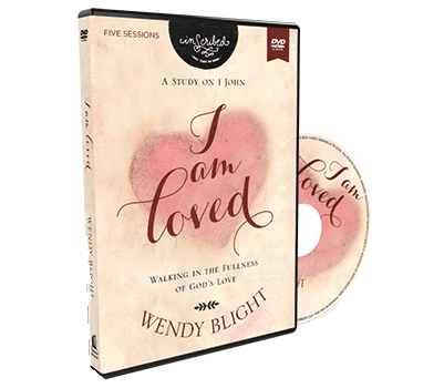 I Am Loved Video Study DVD by Wendy Blight