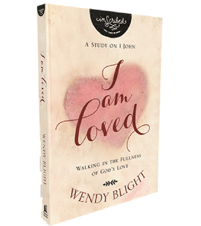 I Am Loved by Wendy Blight