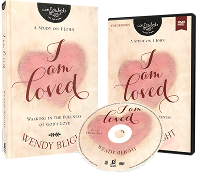 I Am Loved DVD and Book Pack by Wendy Blight