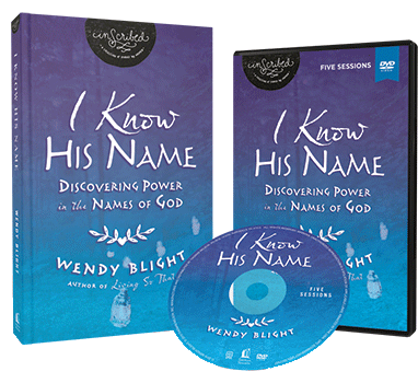 I Know His Name DVD and Book by Wendy Blight
