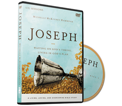 Joseph Video Study DVD by Michelle McKinney Hammond
