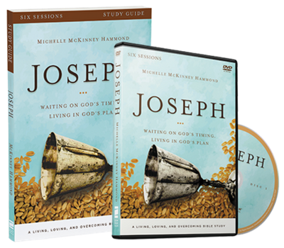 Joseph DVD and Study Guide Pack by Michelle McKinney Hammond