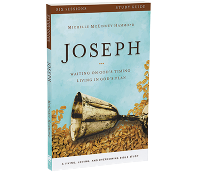 Joseph Study Guide by Michelle McKinney Hammond