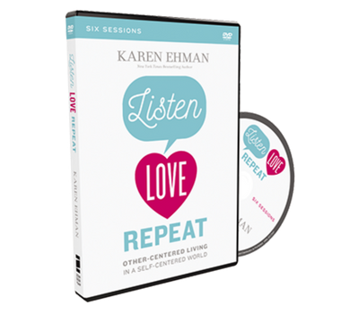 Listen, Love, Repeat Video Study DVD by Karen Ehman