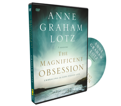 The Magnificent Obsession Video Study DVD by Anne Graham Lotz