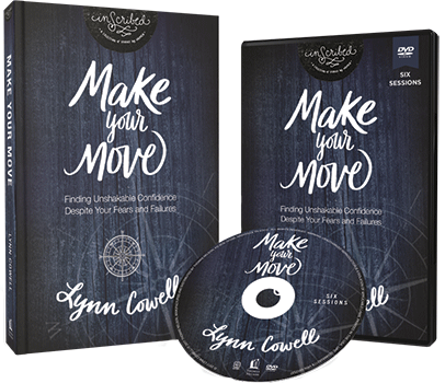 Make Your Move DVD and Study Guide Pack by Lynn Cowell