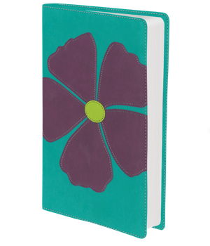NKJV, Bloom Collection Bible, Compact