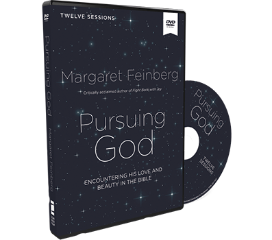 Pursuing God Video Study DVD by Margaret Feinberg