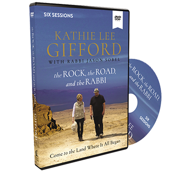The Rock, The Road, and The Rabbi Video Study DVD by Kathie Lee Gifford