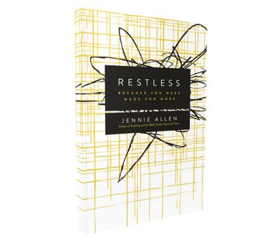 Restless by Jennie Allen