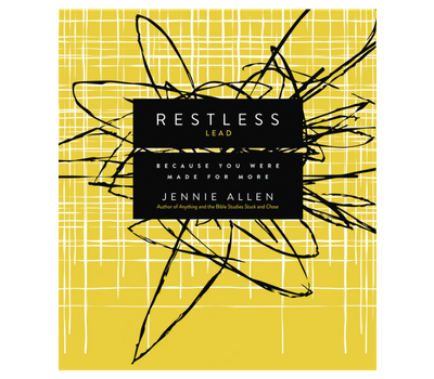 Restless Leader's Guide by Jennie Allen